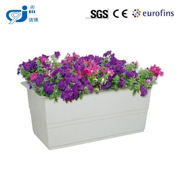 玻璃鋼SMC高架花箱花盆系列